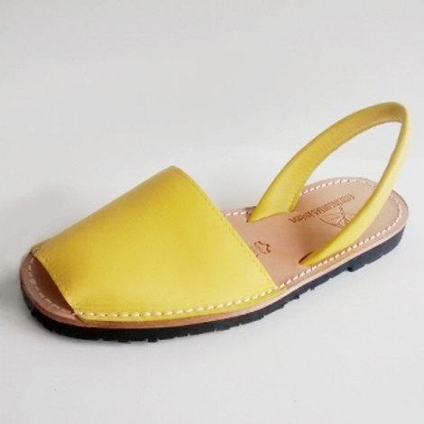 1106 - Ibiza Couro Amarelo