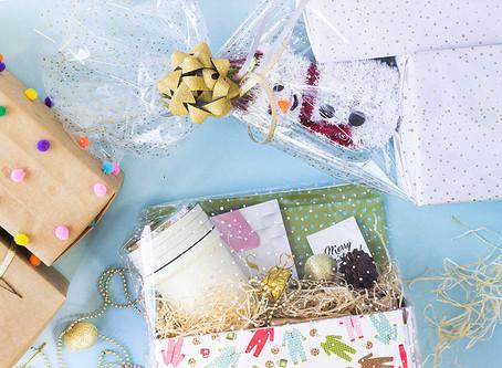 聖誕節該如何包裝禮物?