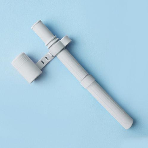 芯動隨身杯-矽膠吸管