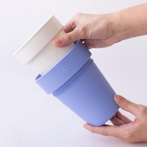 芯動隨身杯-內芯陶瓷杯(含杯套)