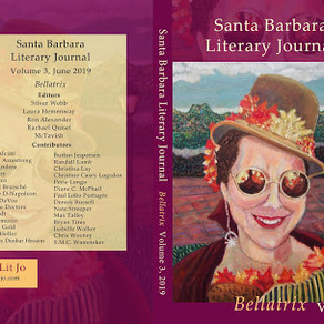 Announcing Santa Barbara Literary Journal, Volume 3: Bellatrix