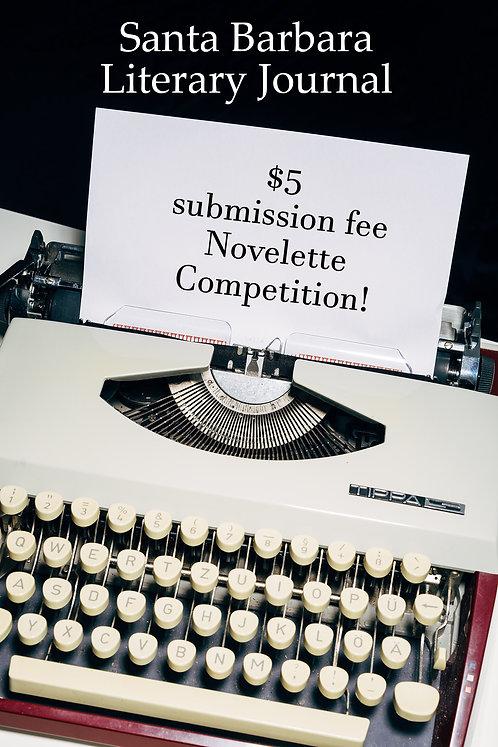 SBLJ Submission Fee Novelette Competition