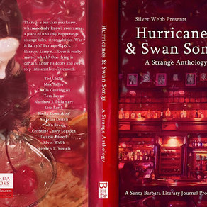 Announcing the Publication of Hurricanes & Swan Songs: A Strange Anthology
