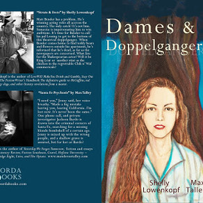 Announcing the Publications of Dames & Doppelgangers