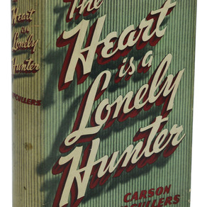 The 100 Novels You Must Read Before You Write Your Own: The Heart is a Lonely Hunter