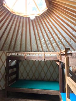 Peterson Bay Field Station Yurt, Homer2.