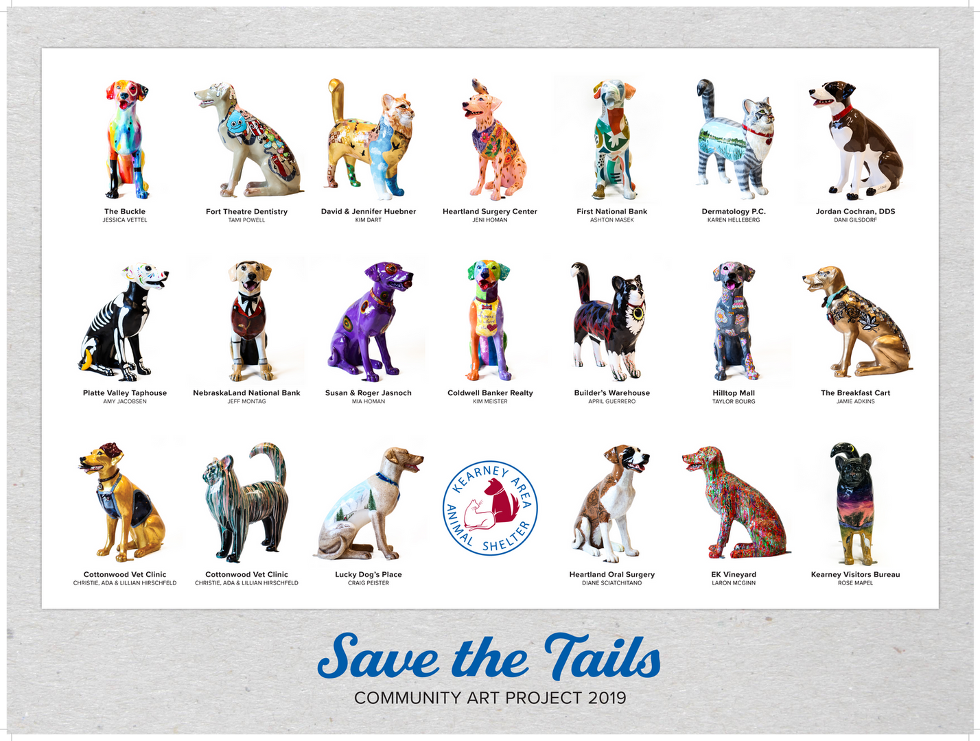 Save the Tails
