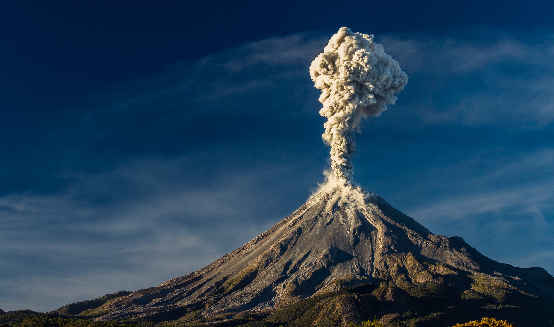Monitoreo Volcánico