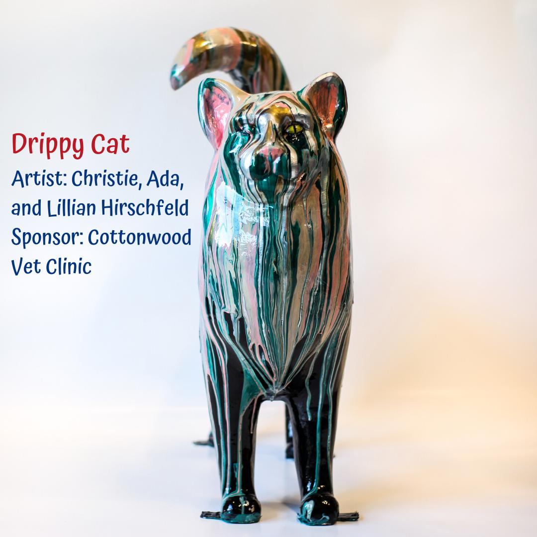 Drippy Cat