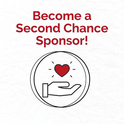 Second Chance Sponsorship