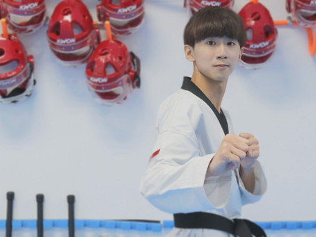 S'porean Taekwondo champ has 5 gold medals abroad, but faces uncertain journey to Tokyo 2020