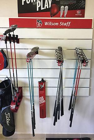 Clubs Wilson Golf