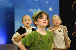 Peter Pan MyStage Musical 2016