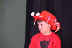 Sebastian from The Little Mermaid
