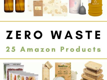 25 Zero Waste Amazon Products