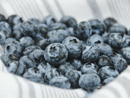 Blueberries: the amazing superfruit