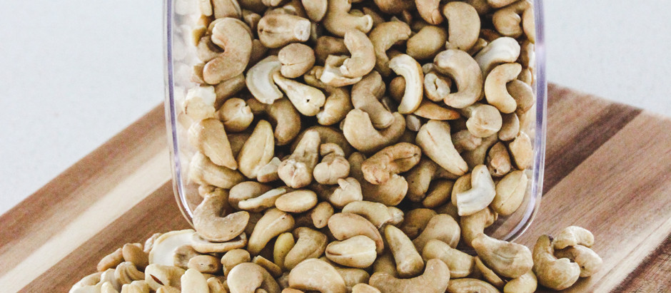 Healthy Facts about Cashews