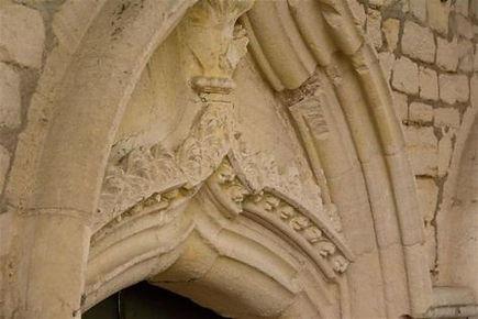Original Decorative Stonework