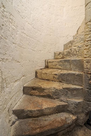Northborough Keep Staircase