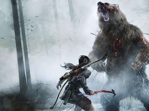 Procedural Music in AAA: Rise of the Tomb Raider and the Dynamic Percussion System