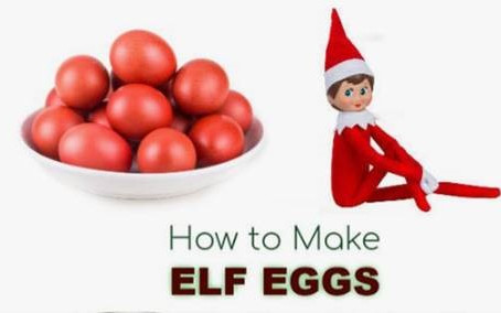 Elf on the Shelf Elf Eggs