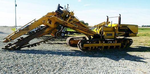 Consigned machines | Inter-Drain | United | Northland Trenching