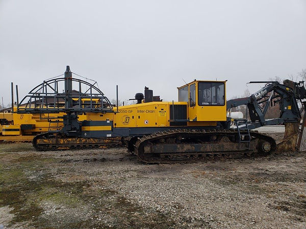 Equipment in IN | Inter-Drain | United | Northland Trenching