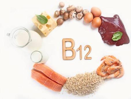 Suplementación con Vitamina B12