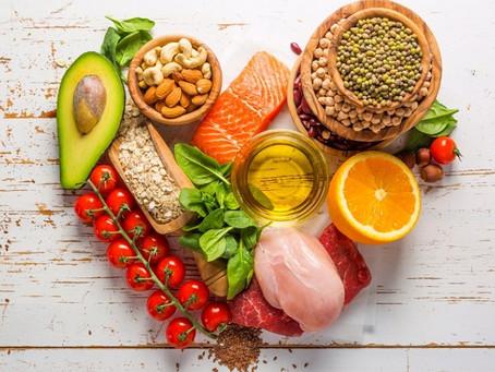 Consejos para mantener una dieta saludable durante la cuarentena
