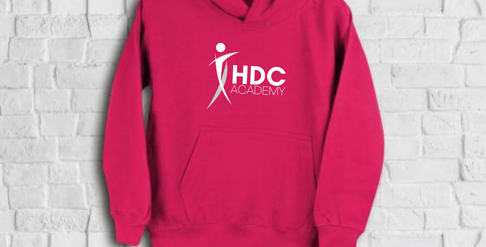 Kids Hoodie - Pink