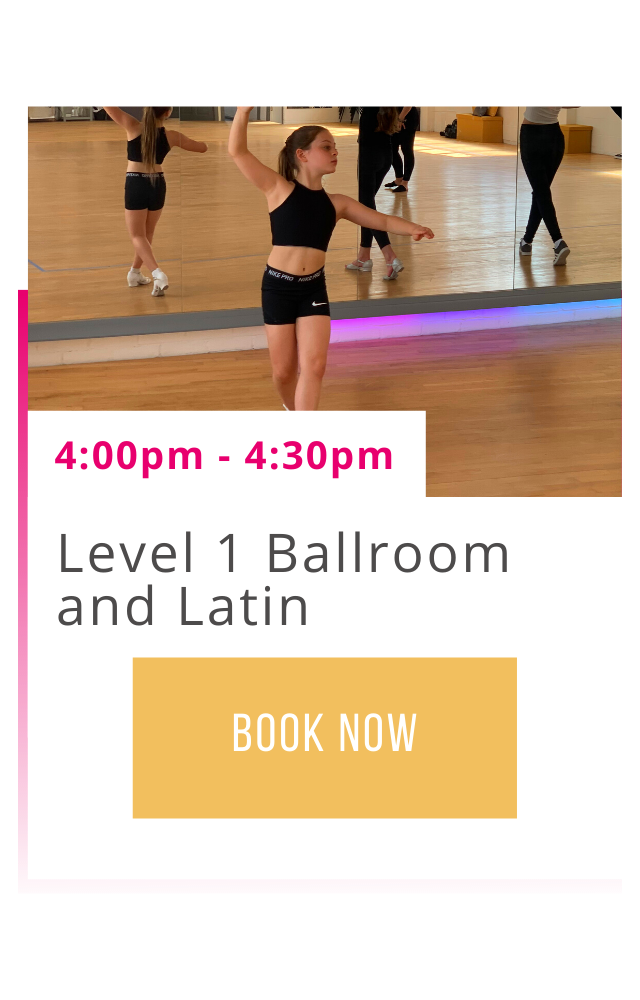 Level 1 Ballroom and Latin