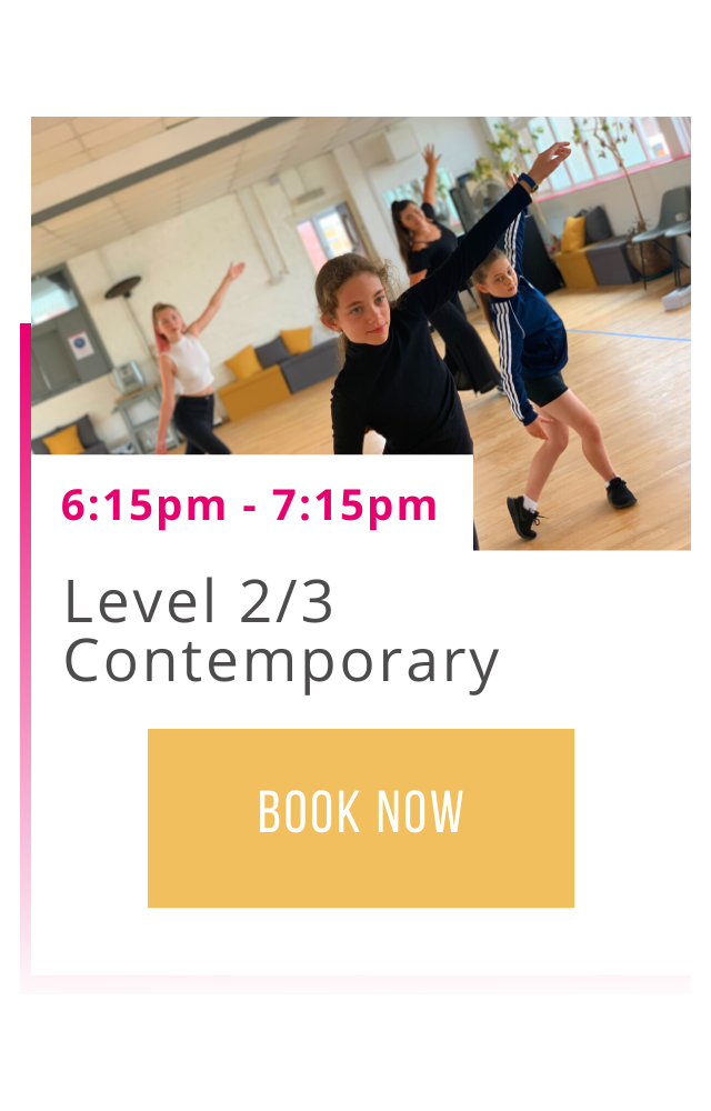 Level 2/3 Contemporary