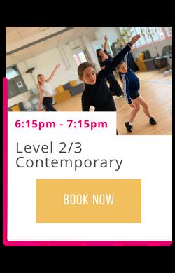 Level 2/3 Contemporary