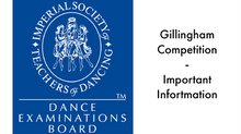 Gillingham Competition 15th April - Very Important Notice!