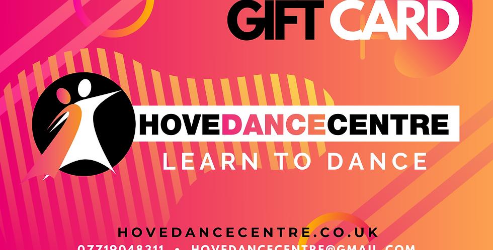 HDC Gift Card