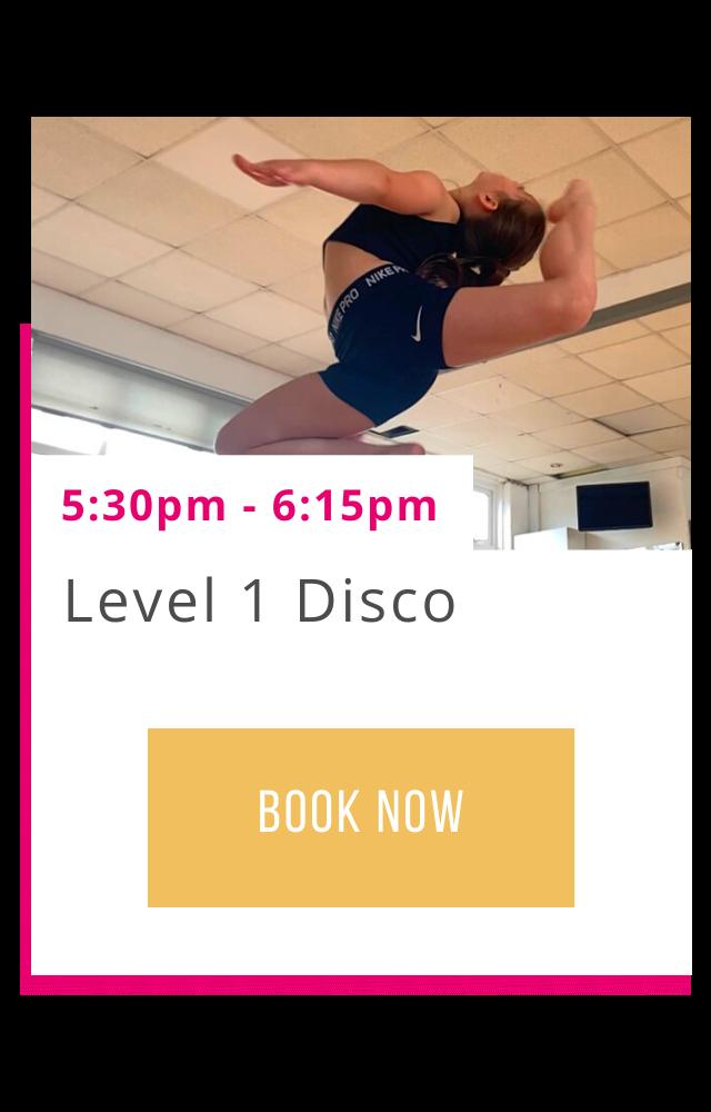 Level 1 Disco