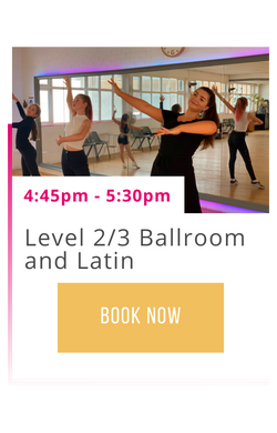 Level 2/3 Ballroom and Latin