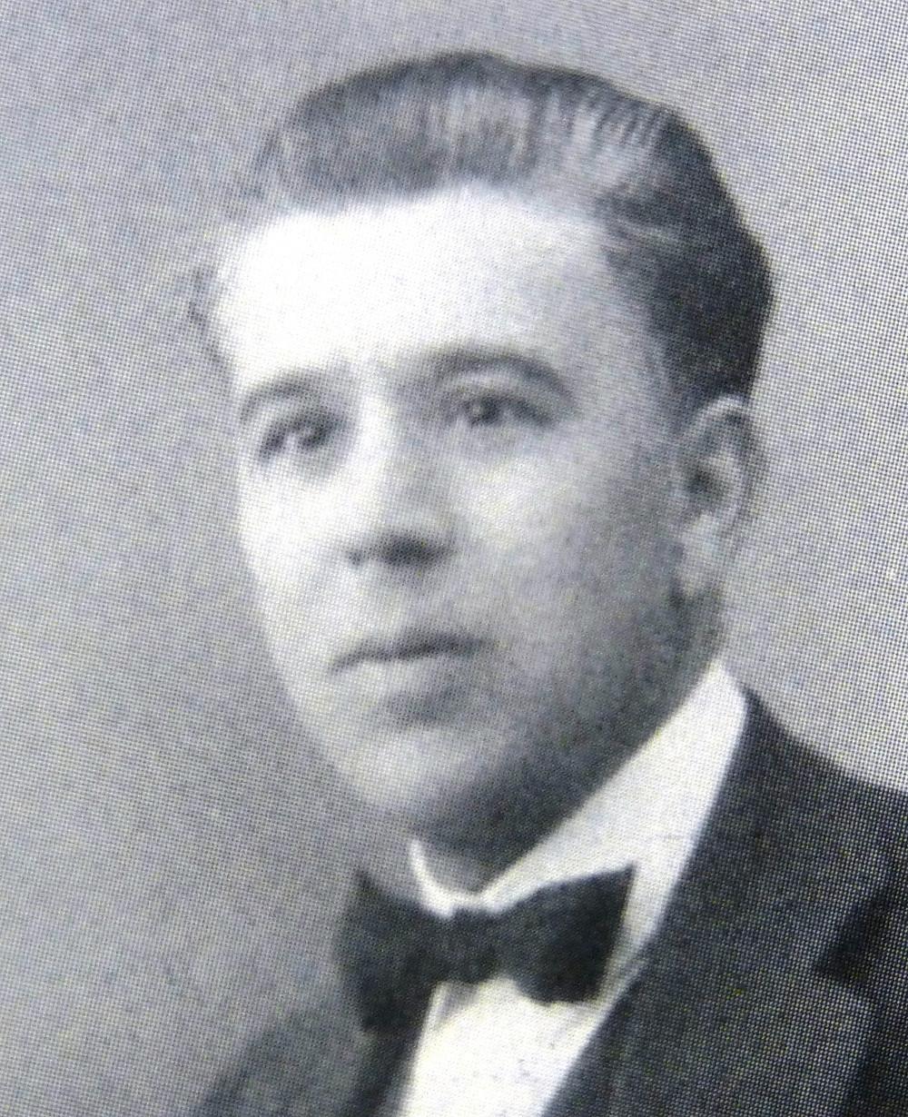 Francisco Roa de la Vega. Gentileza de Wenceslao Álvarez Oblanca.