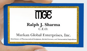 MGE Business Cards