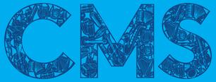 CMS Logo Doodle