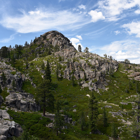 Donner Summit Overlook