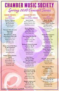 CMS Concert Poster