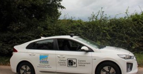 Council Camera Car identifies 32 cars parked on taxi ranks in first three weeks of operation
