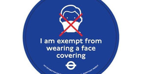 TfL to introduce coronavirus face covering exemption badges for eligible London travellers