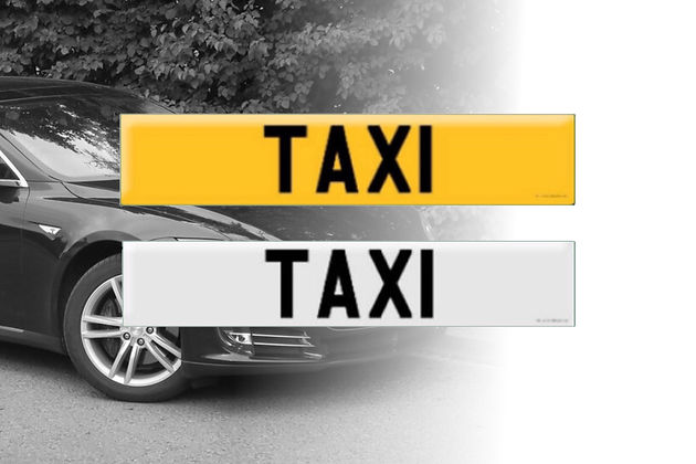 """Sought after """"TAX1"""" number plate sold for £92,000 to Edinburgh based"""
