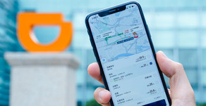 Record high for DiDi ride-share platform as global daily trips reach 50million