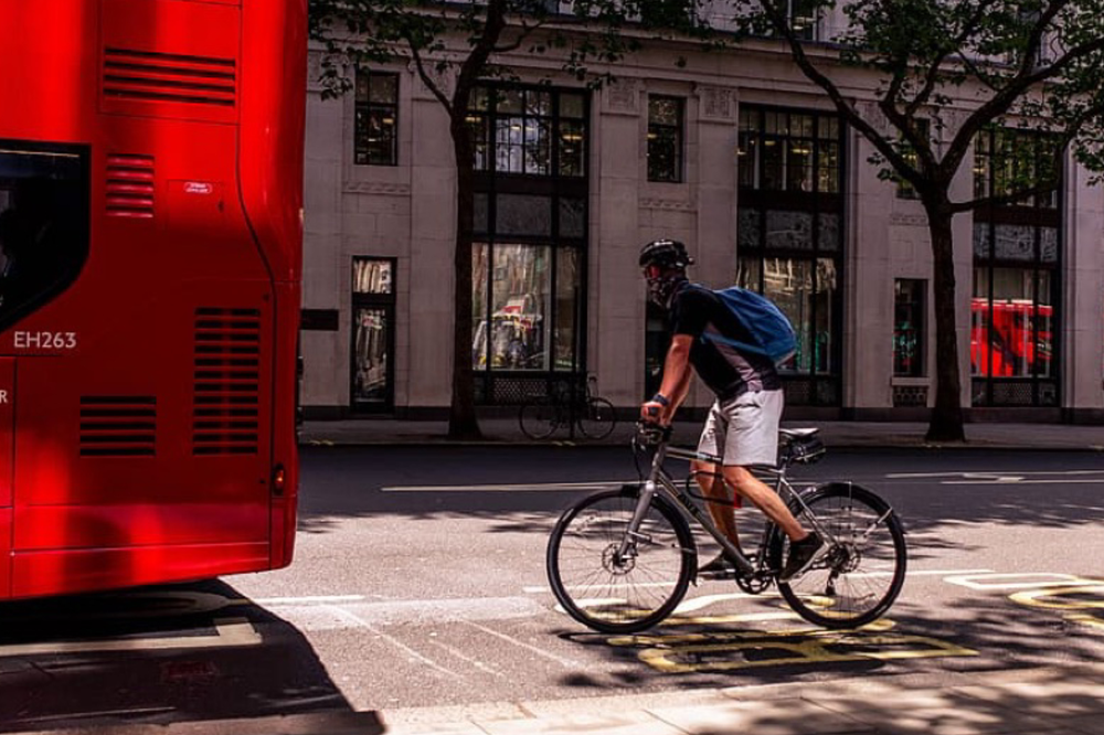 Majority of Streetspace scheme 'devised, designed and delivered' by London's boroughs says Mayor