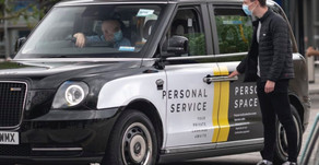 Face coverings WILL become MANDATORY for taxi and private hire 'users' says PM