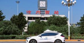 Baidu launches Apollo Go Robotaxi service in Beijing