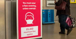 YOU WILL BE FINED: TfL issues warning to passengers on public transport not wearing face coverings